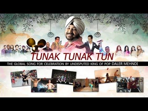 Tunak Tunak Tun | Global Song For Celebration | Daler Mehndi | Daler Mehndi Music