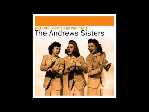 The Andrews Sisters - Just a Simple Melody