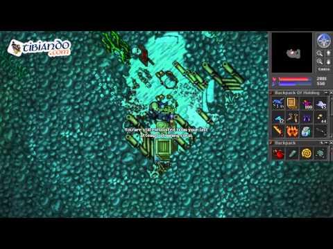 Tibia: Acceso a Bosses de Deepling - Jaul - Obujos - Tanjis - Liquid Black Quest