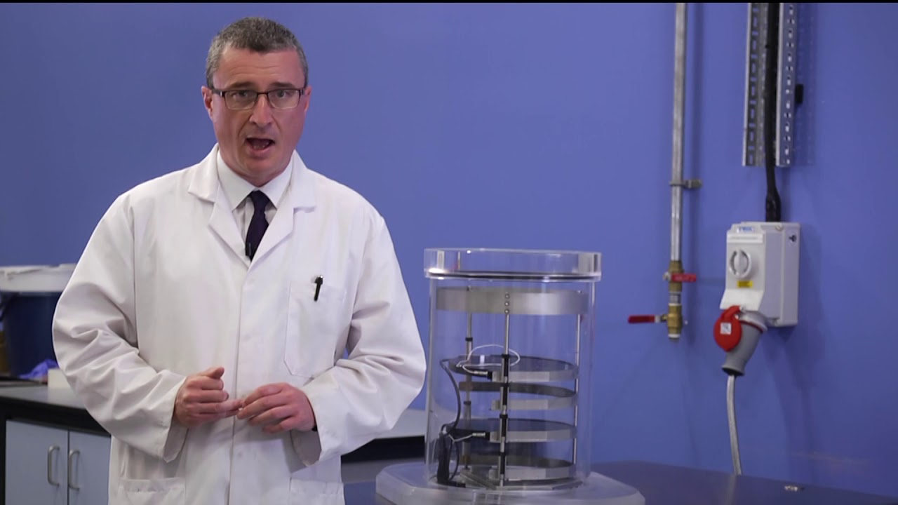 Watch how Dr Leaper benefits from Infinite Freeze Drying