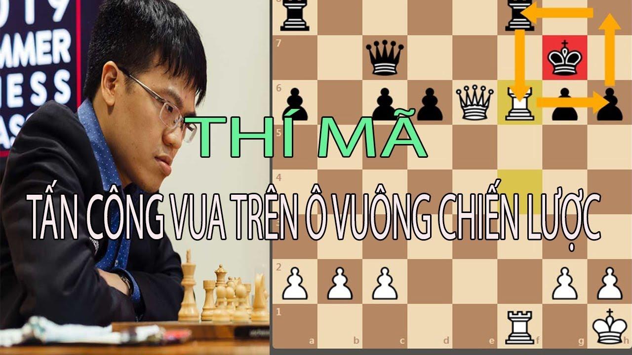 Phân tích những ván cờ hay -Le Quang Liem – Xiong, Jeffery-Summer Chess 2019 VÒNG 7