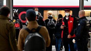 Испания закрывает границы Европу парализует из за коронавируса