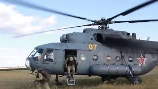 Спецназ России и Узбекистана на учениях в Тольятти/ special group of  Russia and Uzbekistan