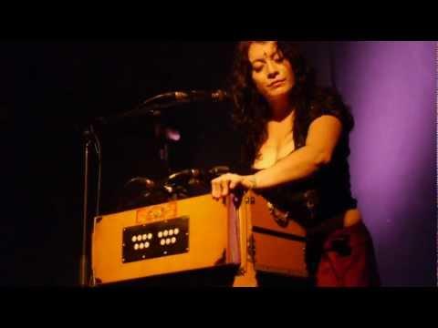 MOOD Live en solo @ Jardin Moderne Rennes 25/11/2012
