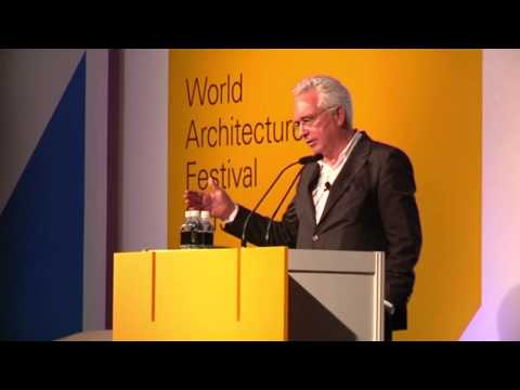 WAF 2013 'The Purpose of Architecture' with Dietmar Eberle, Baumschlager Eberle