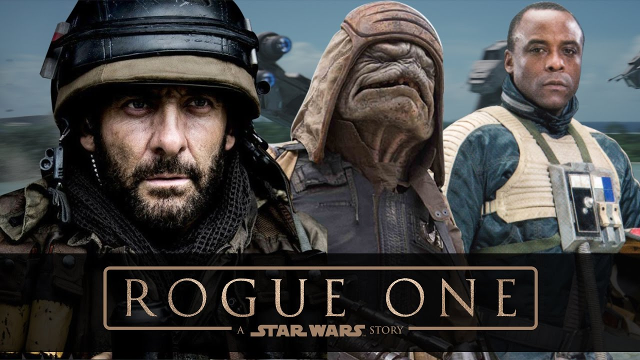 The Unsung Heroes Of Battle Scarif Rogue One A Star Wars Story You