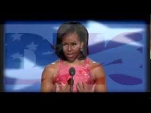 DNC 2012: Michelle Obama - FULL SPEECH - First Lady - Democratic National Convention 2012