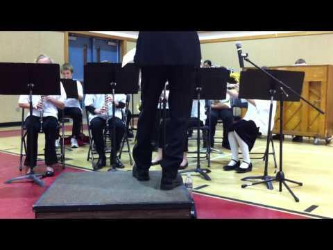 Stone Valley Middle School Cadet Band, Atlantis