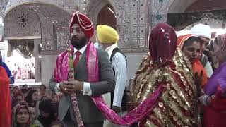 Congrats to Maj Harcharn Singh, Sikh officer of Pak Army on his wedding