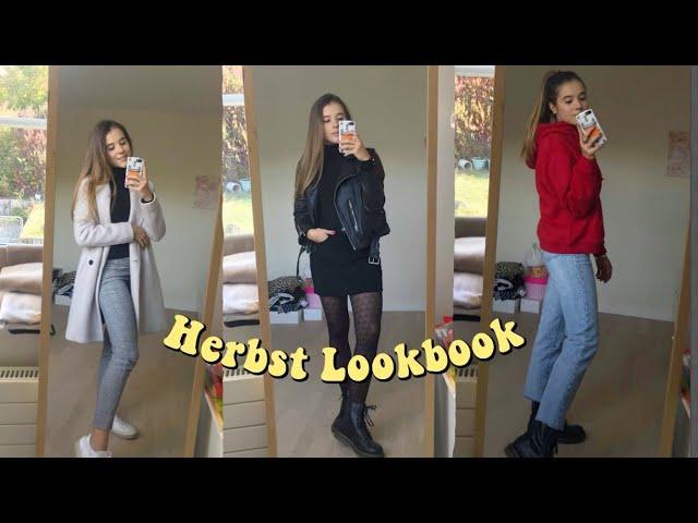 Herbst Lookbook 2018 5 Outfits Youtubedownload Pro