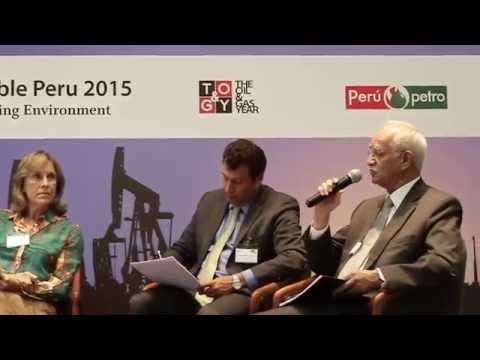 The Oil & Gas Year Peru 2015 Strategic Roundtable