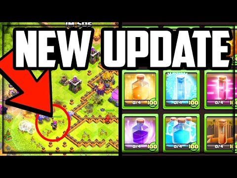 MORE Update Details - NEW Clash Of Clans Update Improvements!