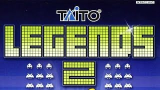Taito Legends 2 Review-Playstation 2