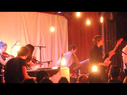 LYDIA - 'This Is Twice Now' live at The Bell House, Brooklyn 11/10/16
