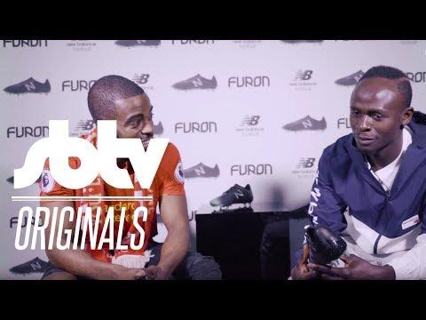 Sadio Mane | Furon V5 - [Interview]: SBTV