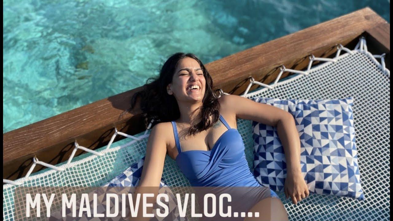 Download MY MALDIVES VLOG |W MALDIVES |SANIYA IYAPPAN