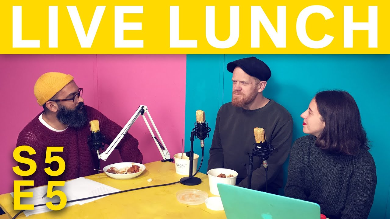 Covid-19 Update | #Livelunch - Season 5 Episode 5 Cover Image