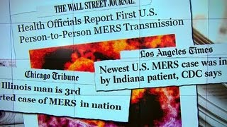 Deadly MERS virus spreads person to person in U.S.