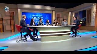 """Sinan Oğan'ın Konuk Olduğu """"Genç Bakış"""" Programı (3 Mart 2016)"""