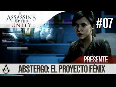 Assassin's Creed Unity   Guía en Español Walkthrough   Presente   The Phoenix Project