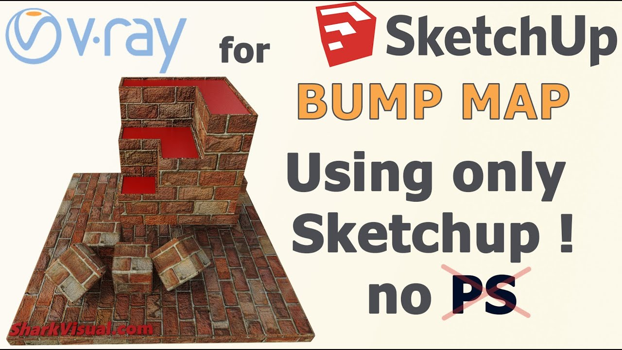 how to make a bump map
