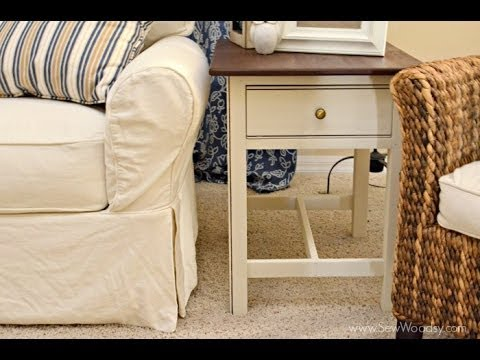 How To Refinish an End Table with 3M DIY YouTube