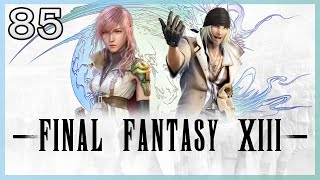 Final Fantasy XIII #85 - The End of Taeijin