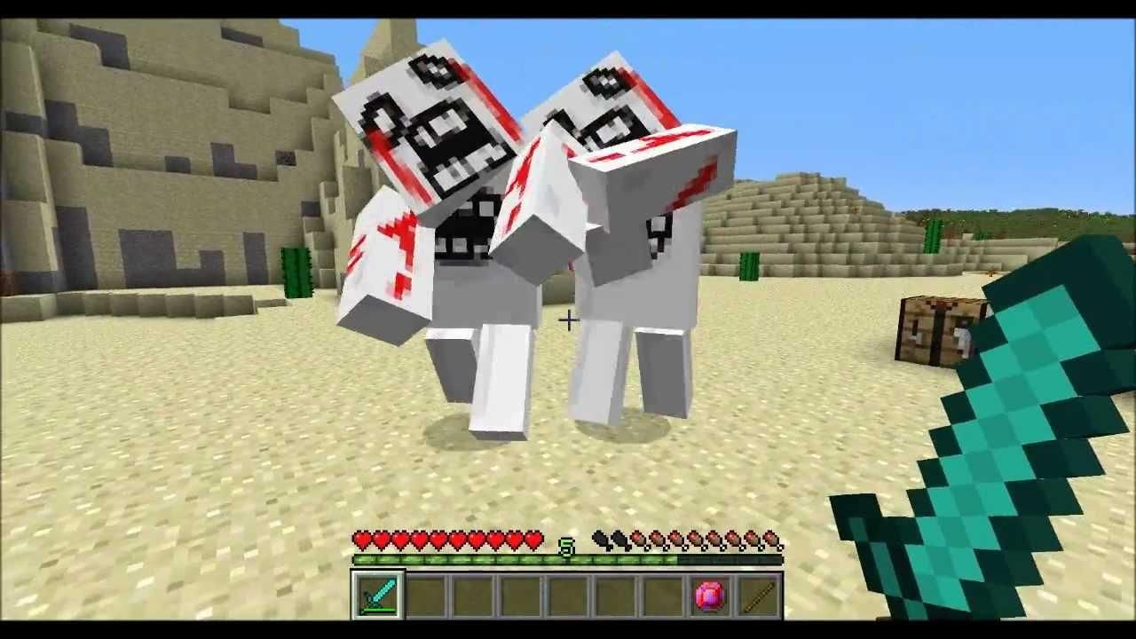 minecraft mods 10 evil john minecraft 1 2 5 youtube. Black Bedroom Furniture Sets. Home Design Ideas