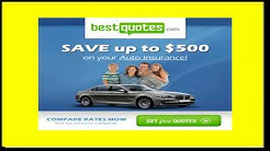 Compare Auto Insurance And Save up to $500