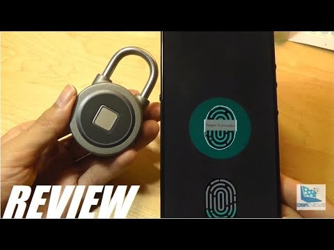 REVIEW: WGCC Fingerprint Smart Lock (Bluetooth, FB50)