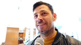 Darren Barker CONFIRMS: I WILL BE IN DAVE ALLEN CORNER for David Price