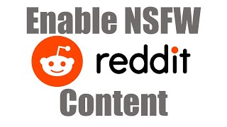 How To Enable Nsfw Content On The Reddit App For Iphone Youtube