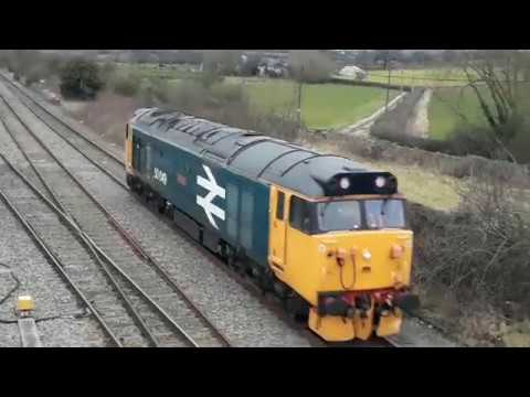 Trowell Junction Trains. Inc. 50049 Defiance. 21/2/18