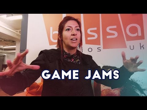 ⚡HOW TO CREATE AN AWESOME GAMES BUSINESS   GAME JAMS & COLLABORATION   ENTREPRENEUR ADVICE ⚡