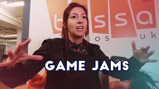 HOW TO CREATE AWESOME GAMES | GAME JAMS & COLLABORATION | ENTREPRENEUR ADVICE