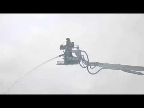 GRIP-1 procedure bij grote brand in Sappemeer