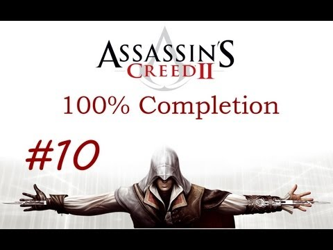 """""""Assassin's Creed 2"""", HD walkthrough (100% completion), Sequence 8: Necessity, Mother of Invention"""