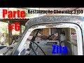Restauração Chevrolet 3100 1959 parte 6
