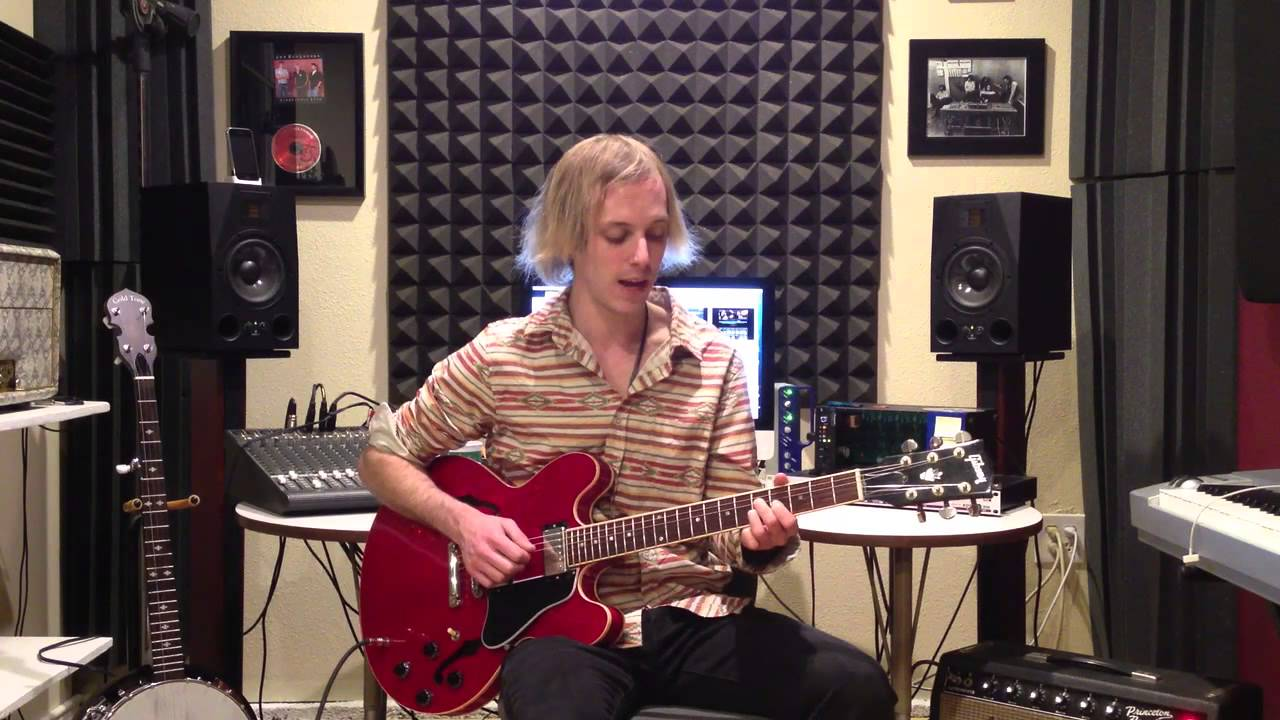 how to play stormy monday on guitar youtube