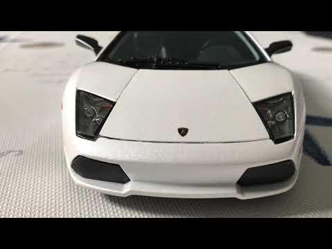 Review Of 1/18 Lamborghini Murcielago LP640 By Maisto