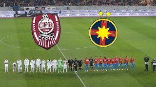 AM FOST LA LOJA LA FCSB VS CFR CLUJ 0-2 !!! VLOG DE LA MECI !!!