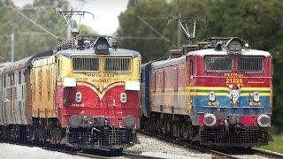 on the verge of extinction oldest locomotive wam4 indian railways