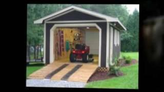 Garden Shed Building Plans. Get Free Plans