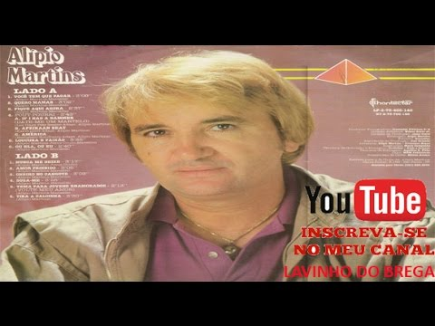 ALÍPIO MARTINS - AMOR PROIBIDO CD COMPLETO