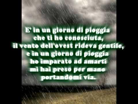 In un giorno di pioggia. Lyrics -ModenaCityRamblers-