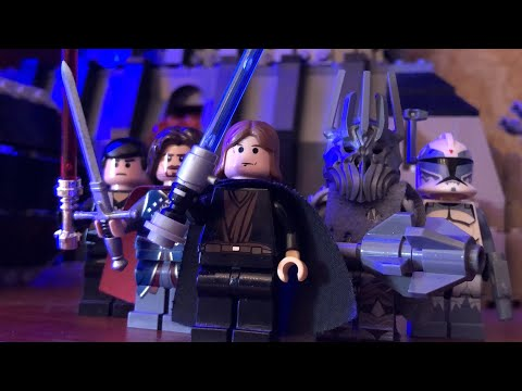 Топ 5 Моих Самых Любимых Минифигурок Лего!
