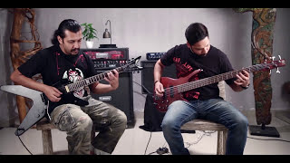 Zygnema - What Makes Us Human Is Obsolete - Guitar & Bass Playthrough