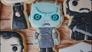 Game of Thrones Night King Cookie - Funko Pop!