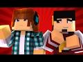 Minecraft Animado #24 : CONSTRUINDO UMA CAMA !! ( Minecraft Animation )