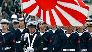 Japanese Military Parade 2016